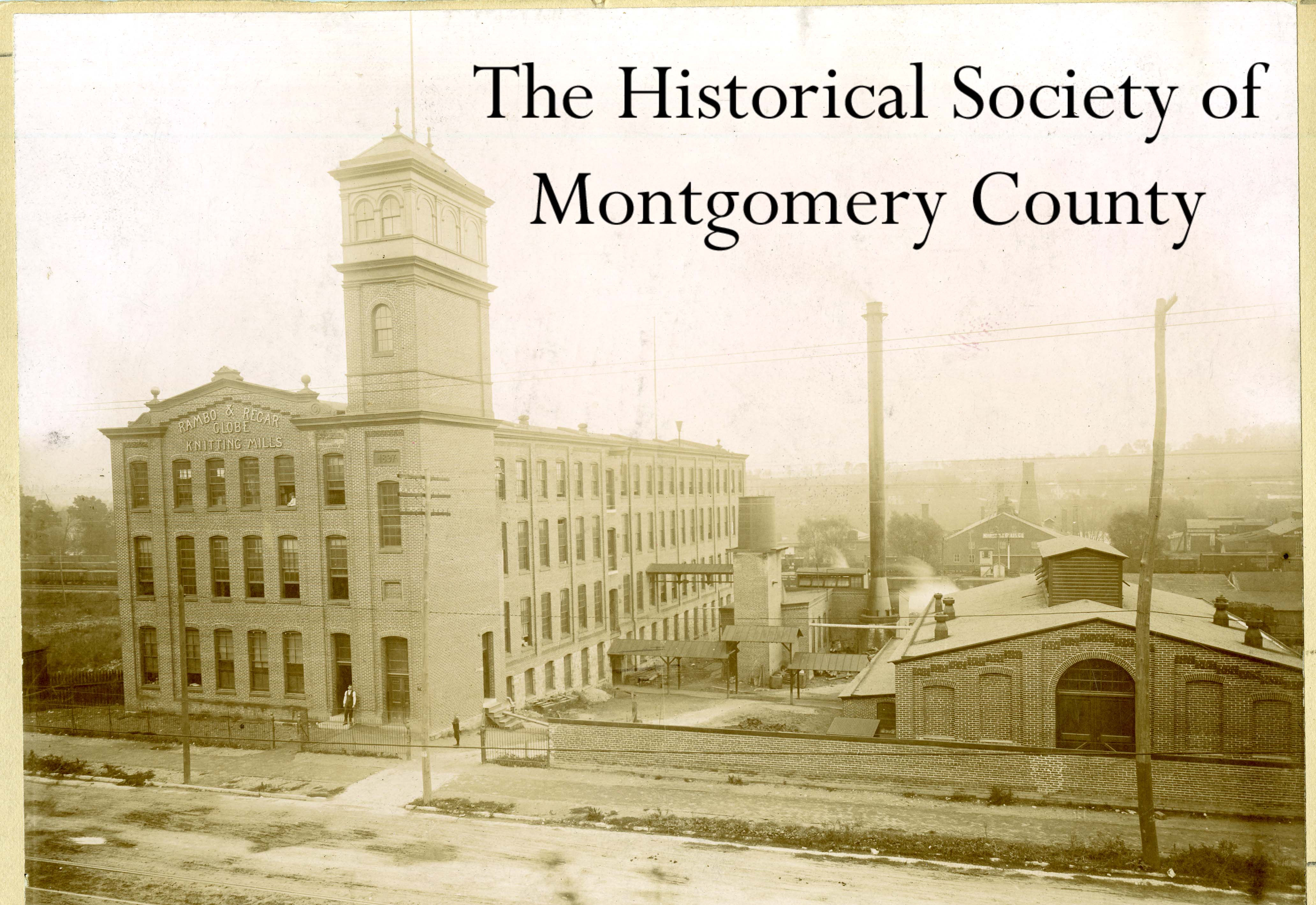 Knitting History Society : Found in collection historical society of montgomery