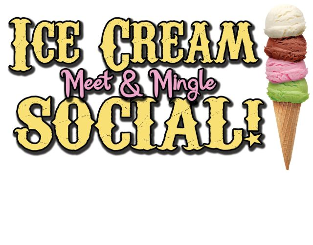 July 23, 2017: Ice Cream Sundae Social